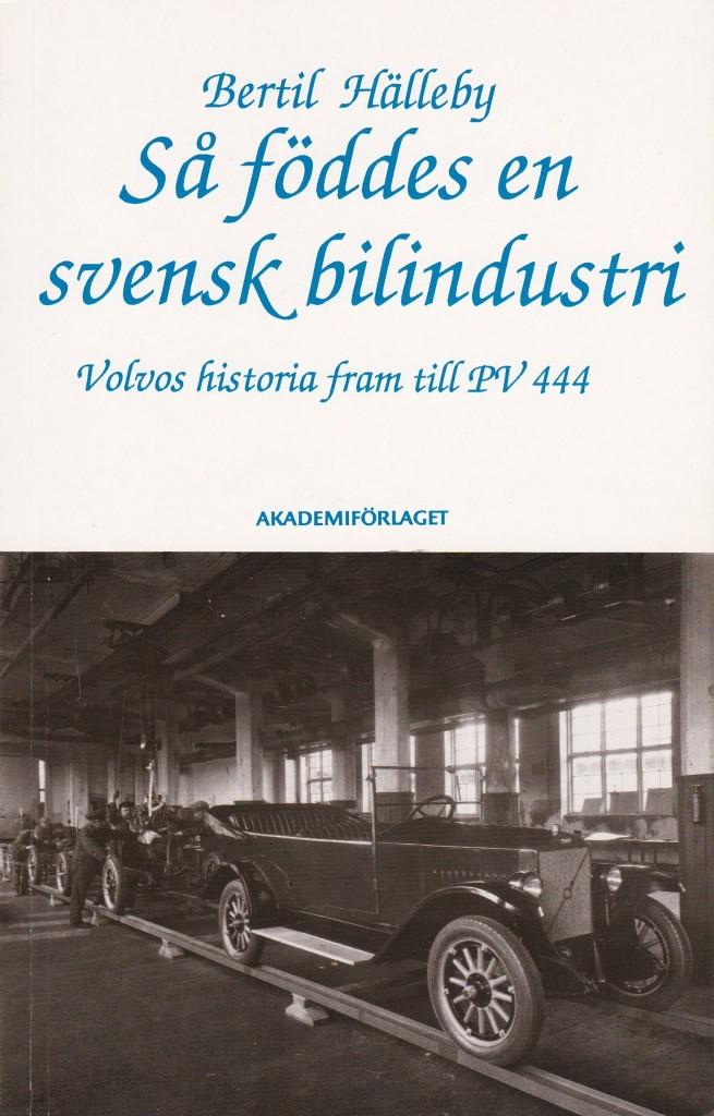 svenskbilindustri